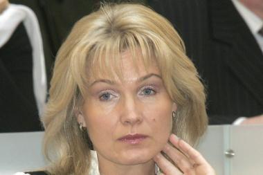 Liberaldemokratė L.Kekienė tapo Kauno vicemere (dar papildyta)