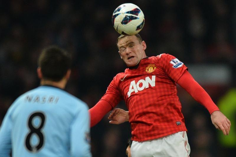W. Rooney: gatvės futbolas mane padarė geresniu futbolininku