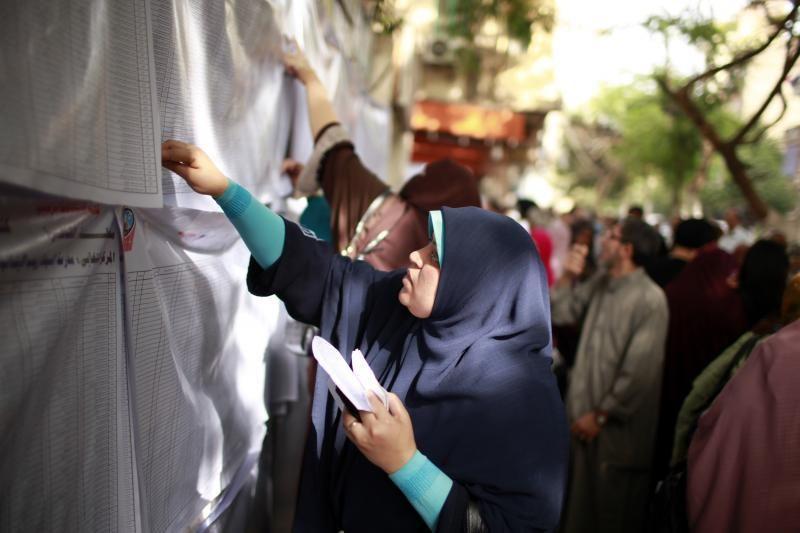 Egipte antrajame prezidento rinkimų rate kausis M.Mursi ir A.Shafiqas