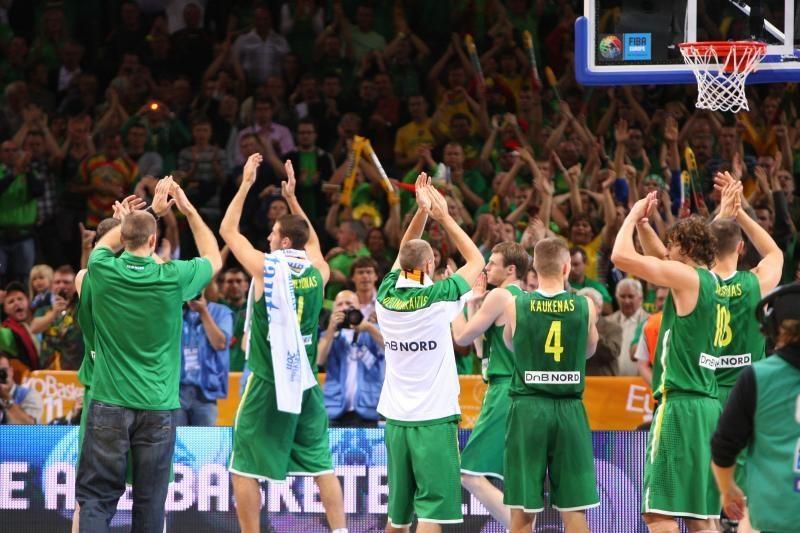 Lietuvoje olimpinis atrankos turnyras?