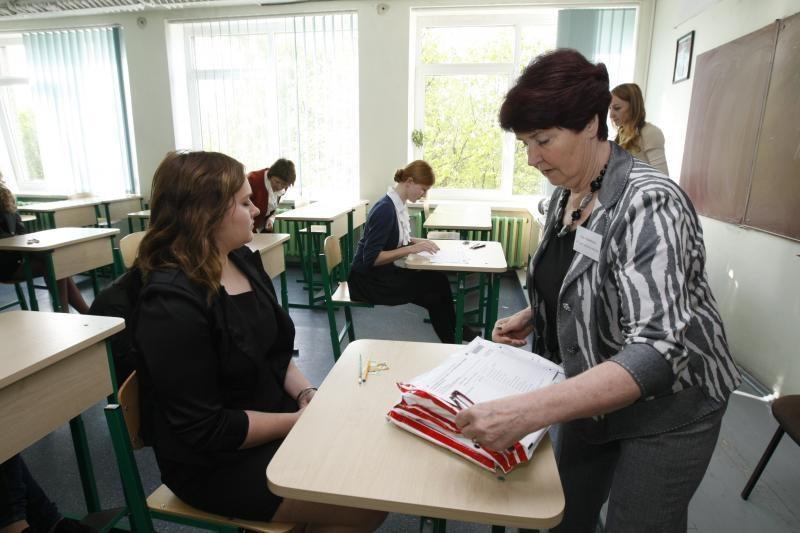 Abiturientai sunerimę dėl naujos egzaminų vertinimo tvarkos