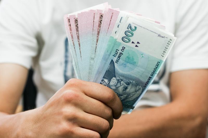 Investavimo lažybos užkliuvo ir Lietuvos bankui