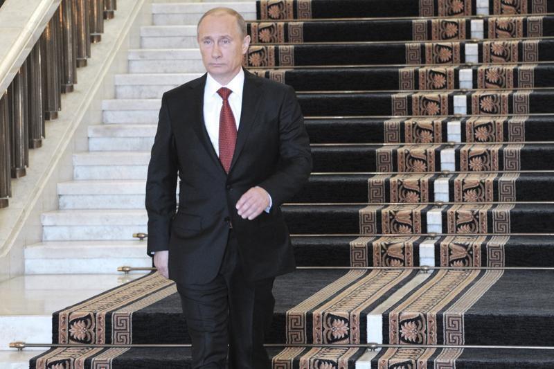 V.Putinas: artimiausi metai bus lemiami Rusijos likimui