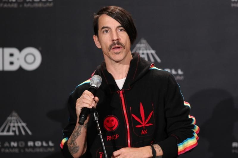 """Red Hot Chili Peppers"" vokalistui įteiktas jo genealoginis medis"