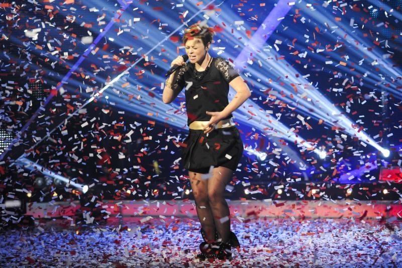 """""""X faktoriaus"""" nugalėtoja – dainuojanti veterinarė"""