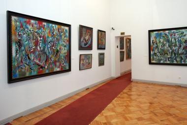 Vilniuje planuojama kurti dailininko V.Kasiulio muziejų