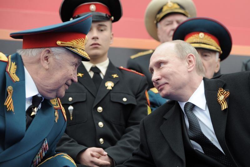 Rusija neketina keisti savo požiūrio į padėtį Sirijoje (papildyta)