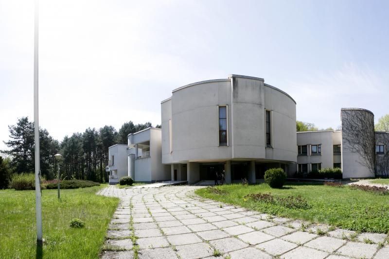Legendiniai svečių namai, kuriuose nakvojo M.Gorbačiovas