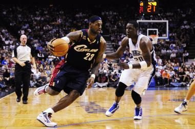 """""""Cavaliers"""" neturėjo vargo su Orlando krepšininkais"""