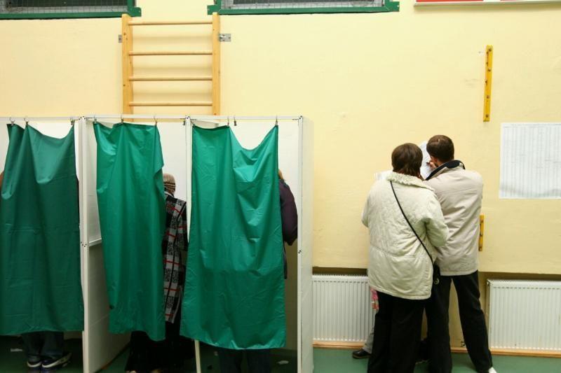 Tyrimas dėl rinkėjų papirkinėjimo Šilutėje baigtas