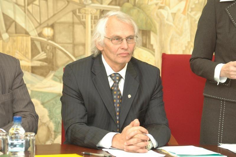 Klaipėdos universitete šeimininkauja du rektoriai