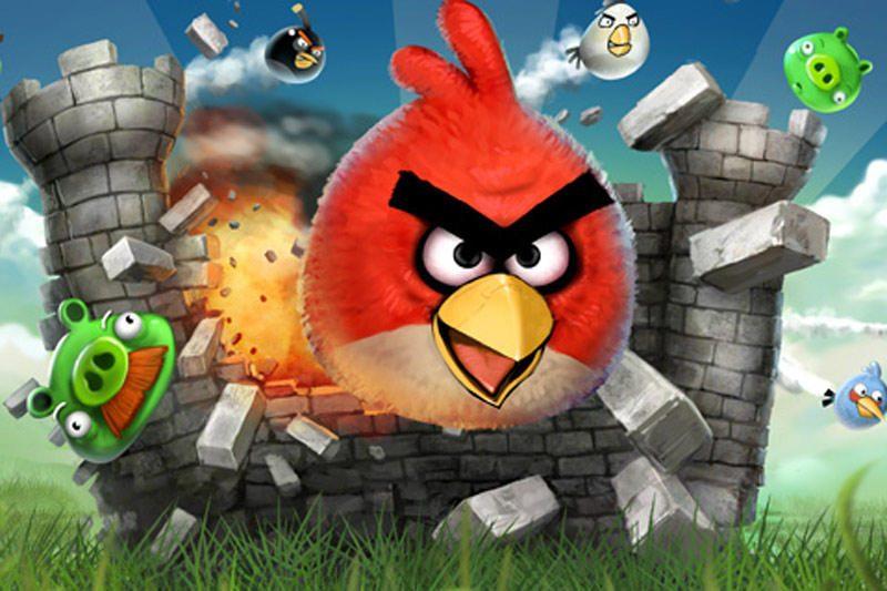 """""""Angry Birds"""" padėjo kalnuose įstrigusiam amerikiečiui neišprotėti"""