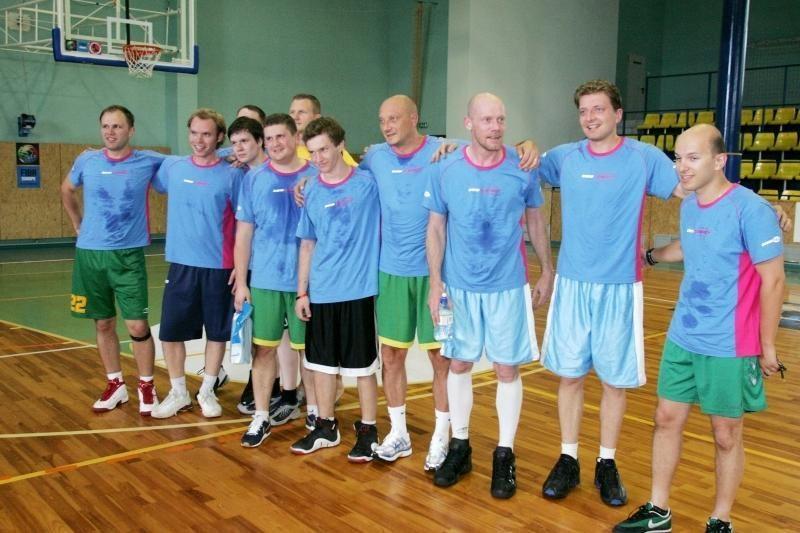 Sostinėje - antrasis Lietuvos žurnalistų krepšinio čempionatas