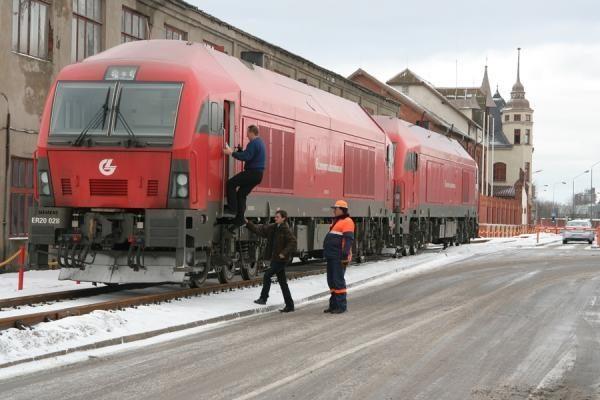 """""""Rail Baltica"""" – tik pirmieji žingsniai?"""