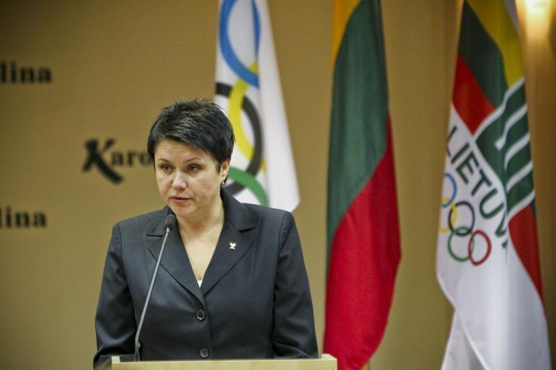 LTOK: būtina spartinti Druskininkų sporto centro statybas