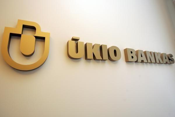 Ūkio banko klientų skaičius išaugo daugiau kaip 6 proc.