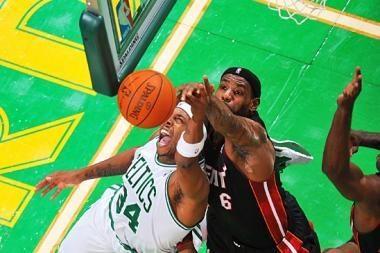 """NBA: Ž.Ilgauskas pelnė 1 tašką, """"Heat"""" pralaimėjo"""