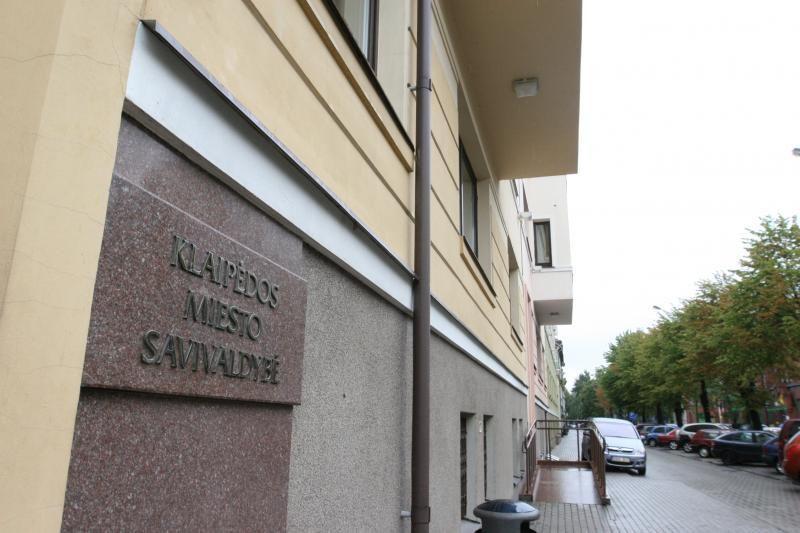 Klaipėdos valdžiai kontroliuoti prašo daugiau pajėgų