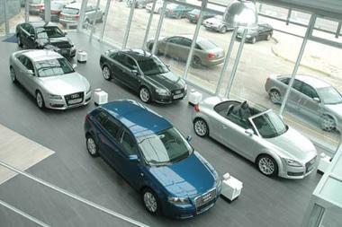 Didžiausias naujų automobilių nuosmukis - Latvijoje