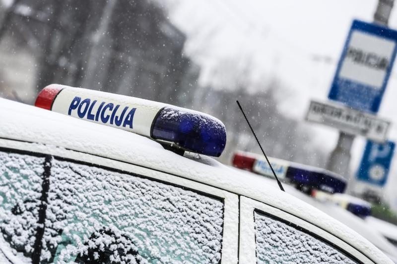 Šakių rajone įvykdyta dviguba žmogžudystė