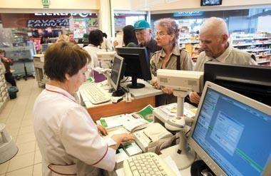 Siūloma už nesąžiningą kainodarą vaistinėms skirti baudas