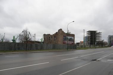 Senas pastatas – teisėta kultūros vertybė