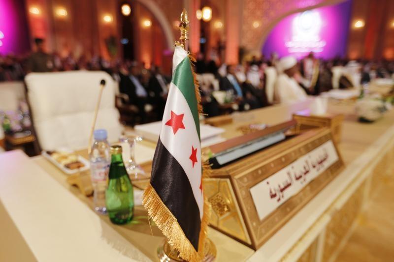 Sirijos opozicija - šalies atstovas Arabų Lygos viršūnių susitikime
