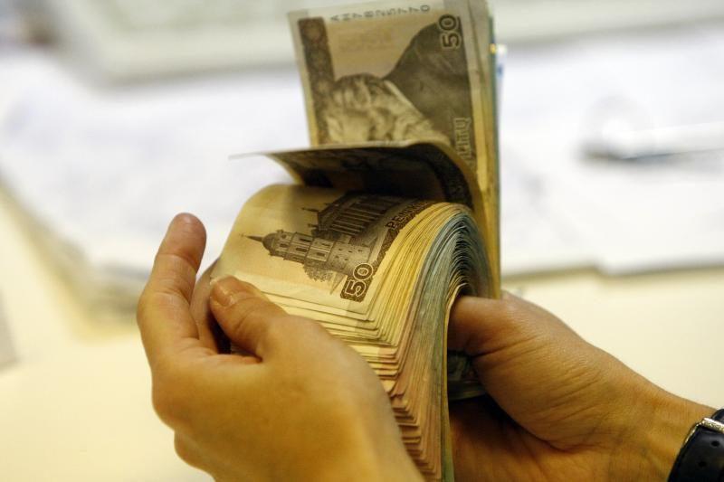 """Sodros"" deficitas pernai siekė beveik 2 mlrd. litų"