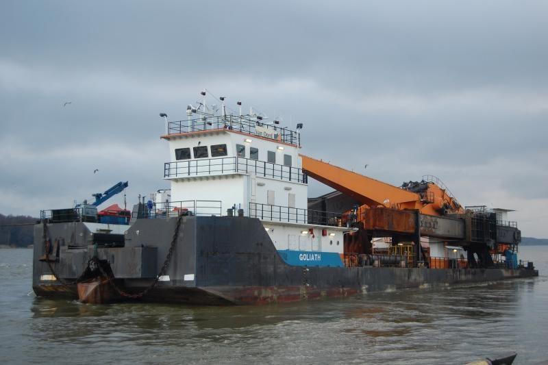 Klaipėdos uosto gilinimo darbai kainuos per 72 mln. litų