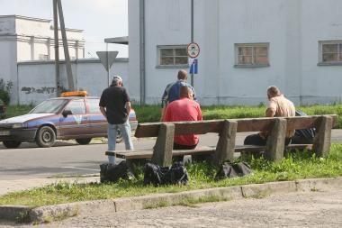 Kovoje su nedarbu - 87,9 mln. litų ES injekcija