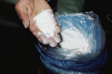 Kėdainietis narkotikus pardavinėjo garaže