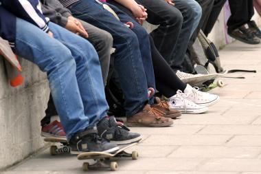 Gimnazijos devintoką mušė 20 agresyvių jaunuolių