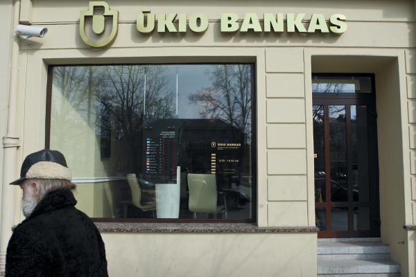 Ūkio banko išduotų mokėjimo kortelių skaičius išaugo 20 proc.