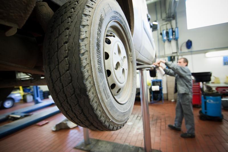 Automobilių techninės apžiūros – už kyšius
