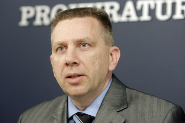 Siūloma atsisakyti besąlyginės generalinio prokuroro ir jo pavaduotojų apsaugos