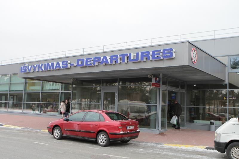 Naujų krypčių iš Palangos oro uosto kaina – milijonai litų
