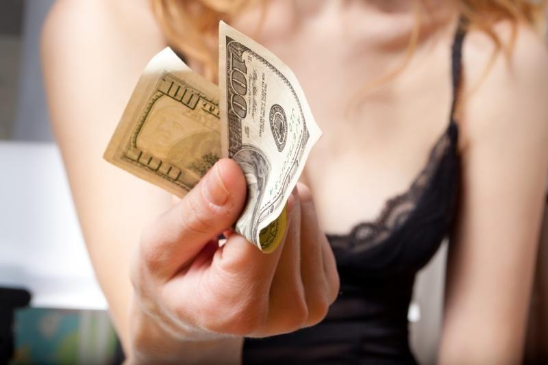 JAV prostitucija vis dažniau siejama su prekyba žmonėmis