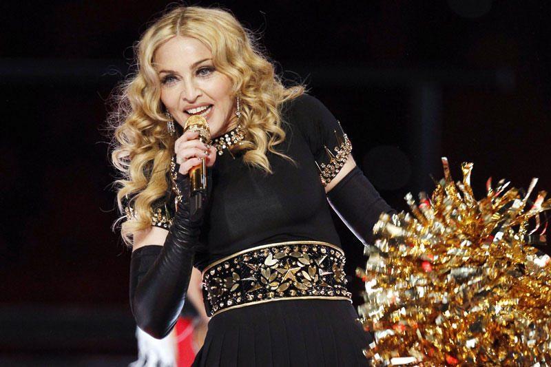 Rusijos gėjų aktyvistai nusitaikė į Madonnos koncertą