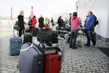 Vilniaus oro uoste - Pasaulio lietuvių vienybės diena