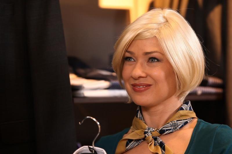 Aktorė L. Rastokaitė: kai kurių epizodų geriau mano tėvai nematytų