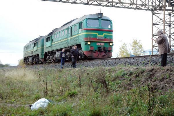 Kretingoje po traukinio ratais žuvo pėsčiasis
