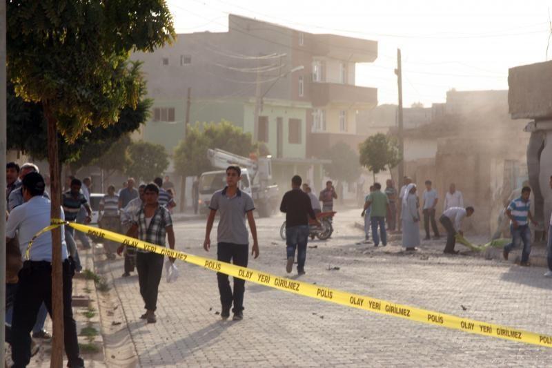 Pabėgęs Sirijos karo policijos vadas atsidūrė Turkijoje