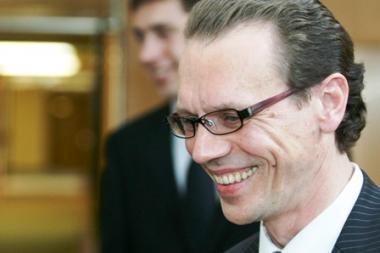 EP frakcijų vadovai patvirtino A.Šemetos kandidatūrą