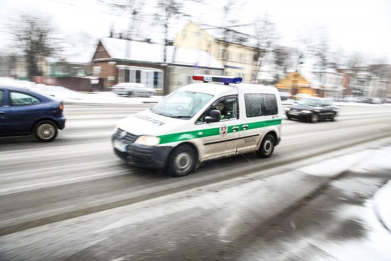 Premjeras: iš biudžeto policija daugiau lėšų gali tikėtis tik kitąmet