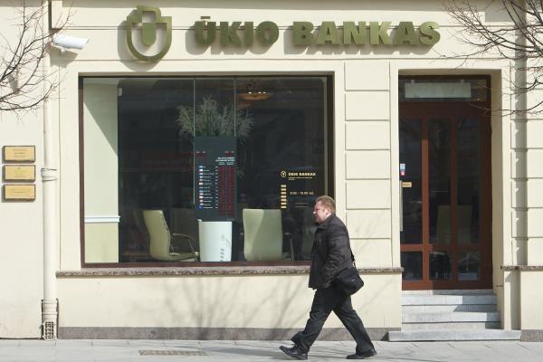 Ūkio banko naujų klientų gretos išaugę beveik keturis kartus