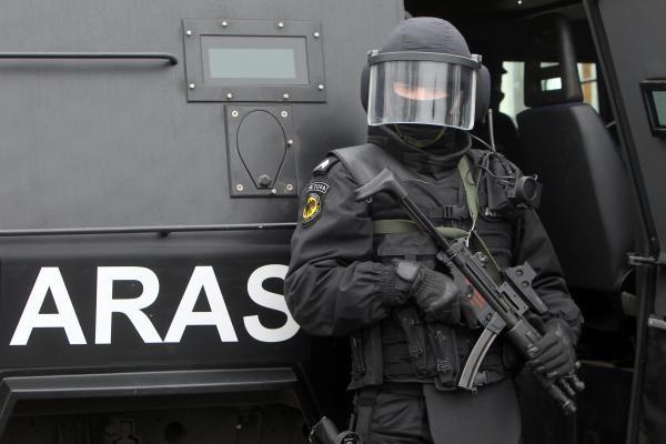 Pareigūnai išlaisvino Vilniuje įkaitu laikytą Norvegijos verslininką