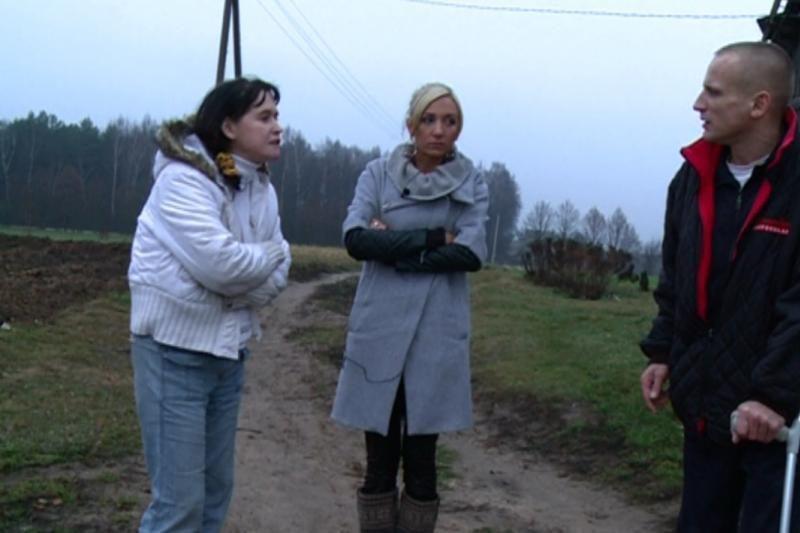 Pramoginės laidos žurnalistus apstulbino namai, kuriuose gyvena šeima