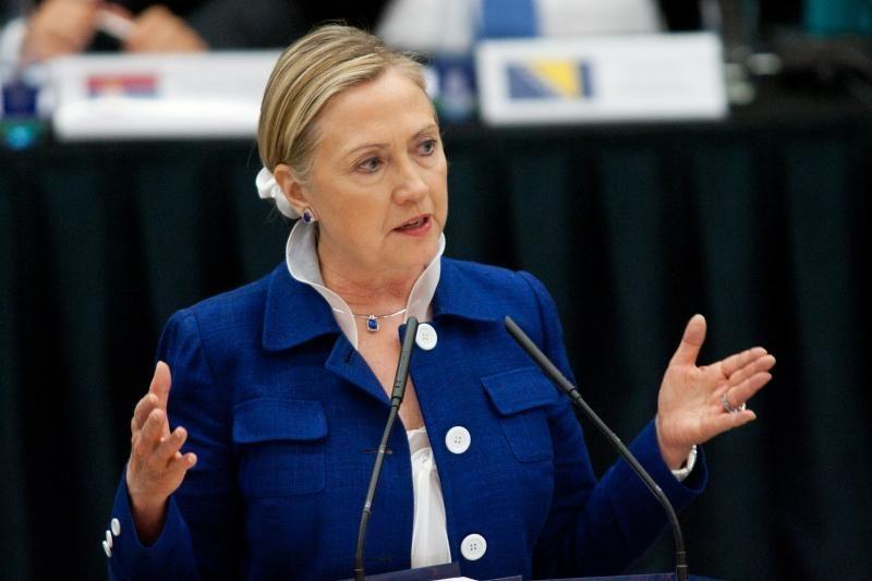 Trakuose tradiciniame Sniego susitikime laukiama H.Clinton pavaduotojo