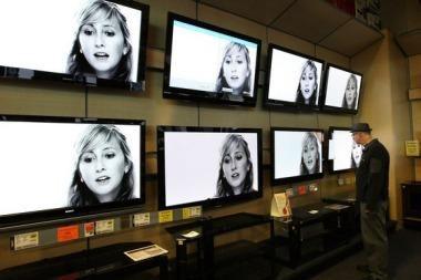 Skaitmeninė televizija taps išsigelbėjimu technikos pardavėjams