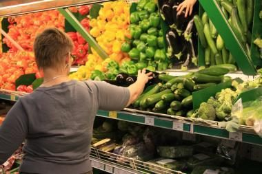 Atpigo varškė, daržovės, aliejus